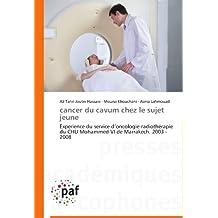 cancer du cavum chez le sujet jeune: Experience du service d'oncologie-radiothérapie du CHU Mohammed VI de Marrakech. 2003 - 2008