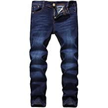 FREDD MARSHALL Boy's Skinny Fit Stretch Fashion Jeans Pants