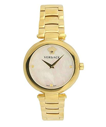 cbca4edb068ac Versace Ladies Watch Quartz Mystique VQR120017  Amazon.co.uk  Watches