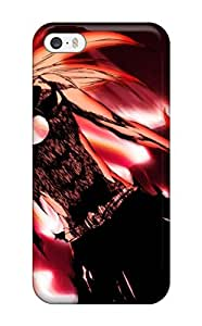 Fashion Protective Bleach Computers Case Cover For Iphone 5/5s