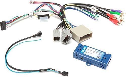 PAC RP4-FD11 All-in-one Radio Replacement and Steering Wheel Control Interface For select Chrysler vehicles with CAN Bus -by-PAC