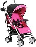 Hauck Torro Baby Stroller, Pink, 1-Pack
