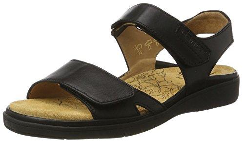 Open Black g Sandals Ganter Gina Women's Toe BZFF1q