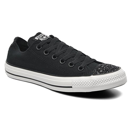 Converse Women's Converse Chuck Low Top 545058f, Black,5.5 M US