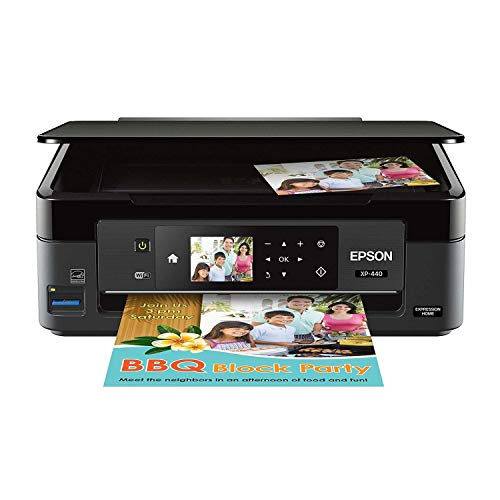 Epson Expression Home XP-440 Wireless Color Photo
