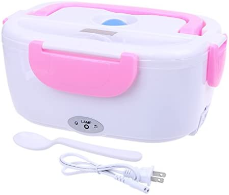 Home Appliances Portable Electric Heated Food Warmer Box Container Lunch Meal Lunchbox 110v Us Kitchen Appliances