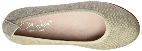 Fille Ballerines 6845 Bout Oca Fermé Pink Loca 09 09 Rose YqBvYHgZw