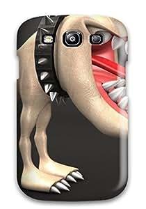 Cute Appearance Cover/tpu XnuavUS1032erExZ Ugly Dog Case For Galaxy S3