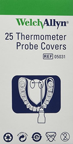Price comparison product image SureTemp Probe Covers for 690 and 692 Thermometers 1,000/Case by SureTemp