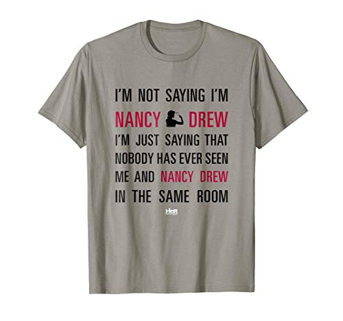 Nancy Drew: I'm Not Saying I'm Nancy ()