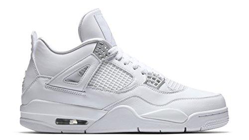 Nike Air Jordan Men's Retro 4 Fashion Shoes