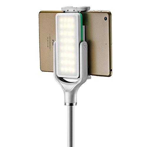 CTA Digital 2-in-1 Flexible Desk Clamp LED Lamp & Mount (PAD-FDC) by CTA Digital (Image #2)