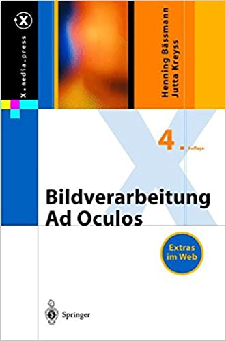 Book Bildverarbeitung Ad Oculos (German Edition)
