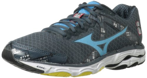 10 Dark Shoe Wave Slate Inspire Women's Mizuno Running wAtRxa