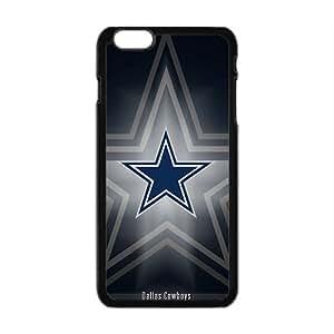 Dallas Cowboys Phone Case for Iphone 6 plus Black