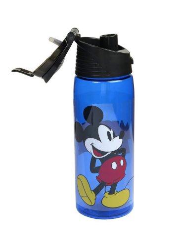 Mickey Mouse Water Bottle (Disney Mickey Mouse Flip Top Water Bottle)