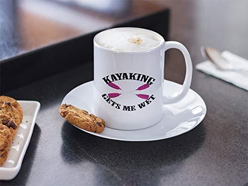 Funny Kayak Coffee Mug