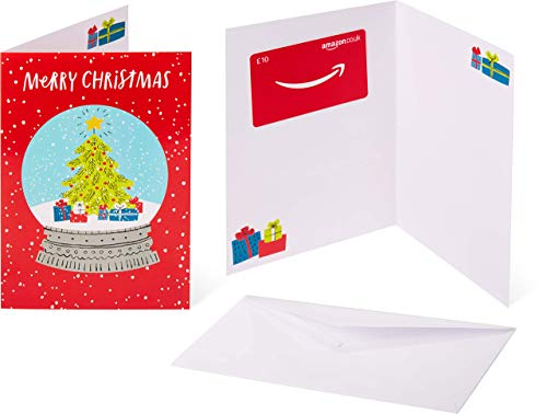 Amazon.co.uk Gift Card – In a Greeting Card