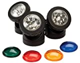 Pond Boss L3SPT 10 Watt LED Pond & Landscape Light 3 Count