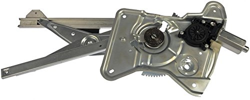 Driver Side Replacement Power Window Regulator with Motor for Chevrolet Lumina ()