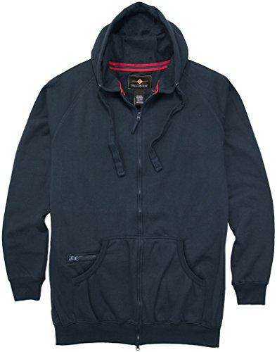 6x Full Zip Hooded Fleece - 7