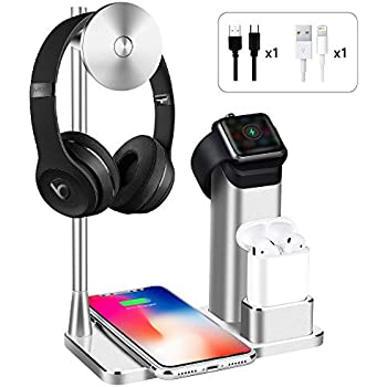 Amazon.com: JingooBon 10W Fast Wireless Charger Stand