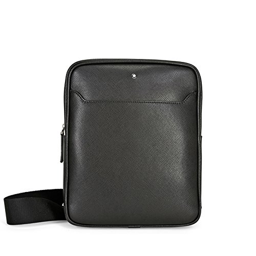 Price comparison product image MontBlanc Sartorial North South Small Messenger - Black