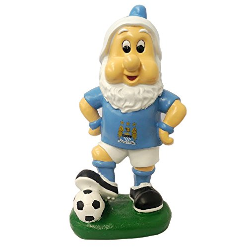 Premier Life Store. Official Manchester City FC Large Garden Gnome New 2017/2018 Design
