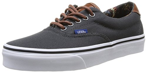 Vans U Era 59, Baskets mode mixte adulte Noir (Dark Shadow/Tribal Leaders)
