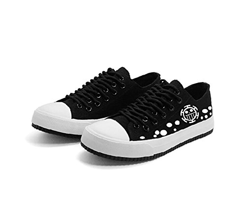 One Piece Anime Trafalgar Law Cosplay Shoes Canvas Shoes Sneakers