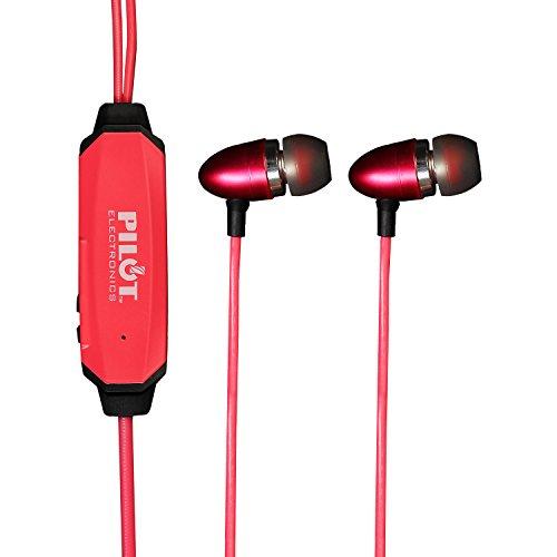Pilot Electronics EL-1300P Electroluminescent V2 Audio Response Headphones, Pink