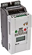Eaton MMX12AA4D8F0-0 Adjustable Frequency AC Drives, 200-240VAC Supply Voltage, 1 1/2HP Power Rating, 4.8A Input Current