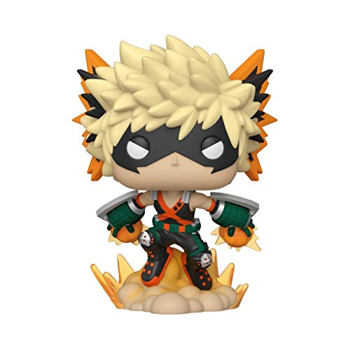 Funko My Hero Academia Katsuki Bakugo Summer Convention Shared Exclusive POP! Vinyl