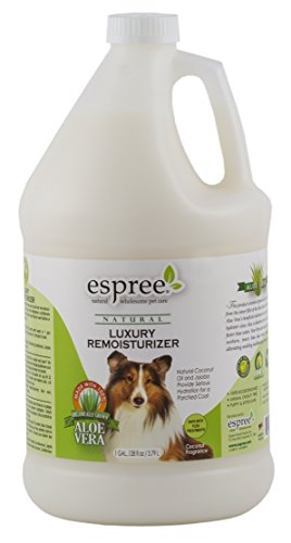 Espree Luxury Remoisturizer Conditioner, 1 gallon Luxury Dog Shampoo