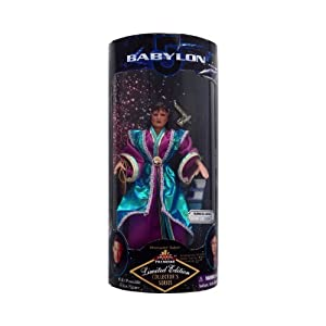 Limited Edition Babylon 5 Ambassador Delenn by Babylon 5