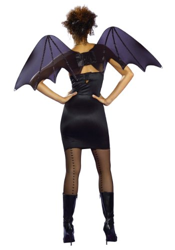 Rubie's Chiffon Bat Wings Costume Accessory -