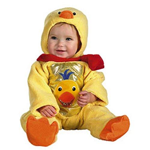 Infant Einstein Duck Halloween Costume (Sz: -
