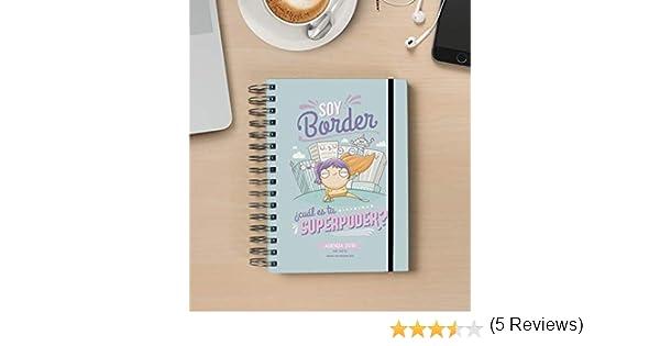 Missborderlike - Agenda 2019 Dia vista - Border