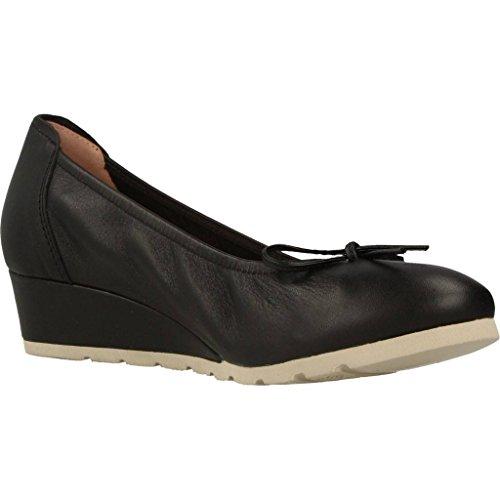Mujer SABRINAS Negro Zapatos Modelo Bailarina para Color Bailarina Marca Negro Negro 65031 Zapatos Mujer SABRINAS para 6pn6T