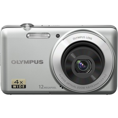amazon com olympus vg 110 12 mp digital camera with 4x wide zoom rh amazon com Nikon D700 Review olympus d700 manual