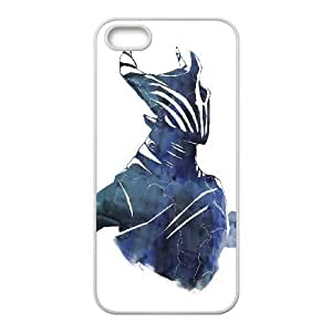 iPhone 5 5s Cell Phone Case White Defense Of The Ancients Dota 2 RAZOR 002 LWY3505378KSL