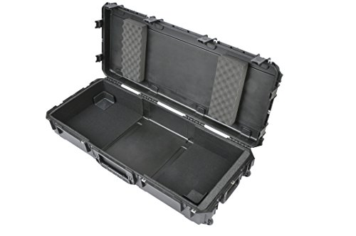 SKB 3I-4719-KBD Injection Molded 61-Note Keyboard Case by SKB