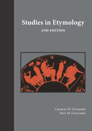 Studies in Etymology, 2nd Edition