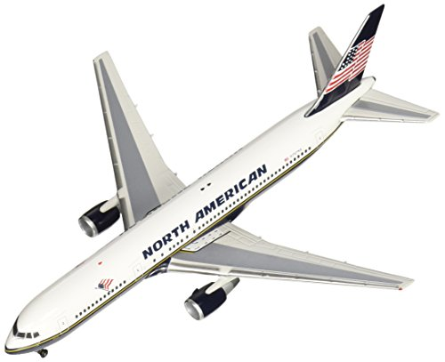 Gemini Jets North American B767-300 1:400 Scale