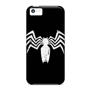XXcases Case Cover For Iphone 5c - Retailer Packaging Venom Logo Protective Case