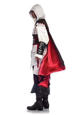 Leg Avenue Men's Assassin's Creed 8 Piece Ezio Deluxe Costume Cosplay