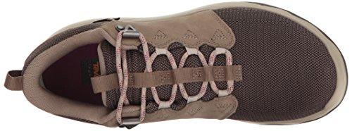 Teva Arrowood Wp W's, Zapatos de Low Rise Senderismo para Mujer Marrón (Walnut)