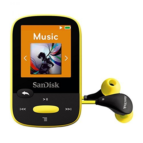 SanDisk Player Yellow MicroSDHC SDMX24 008G G46Y product image
