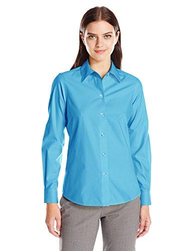 Foxcroft Womens Long Sleeve Diane Essential Non Iron Shirt