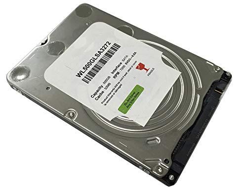- MaxDigitalData 500GB 32MB Cache 7200RPM SATA III (6.0Gb/s) 7mm Slim 2.5inch Performance Mobile Hard Disk Drive - 1 Year Warranty